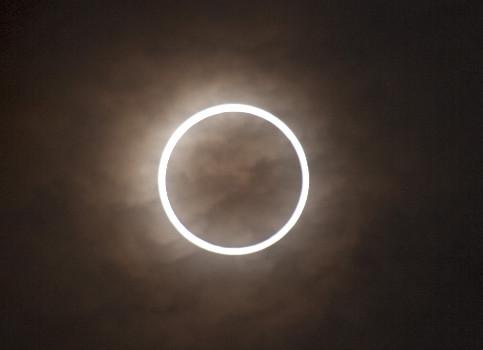 Annular Solar Eclipse 2016