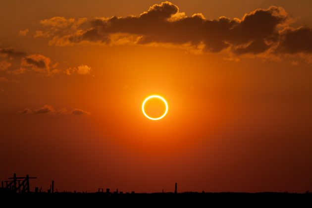 Annualar Solar Eclipse 2017